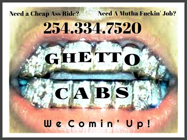 Ghetto Cabs